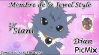 Jewel style sakura 4