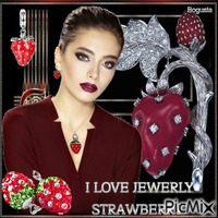 Strawberry Jewelry