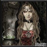Sorcellerie gothique