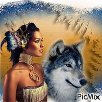beauté amérindienne