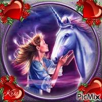 Licorne - Fantasy