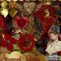 Steampunk St Valentin