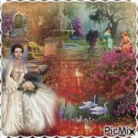 la mañana de la boda