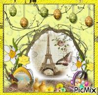 Paques à Paris
