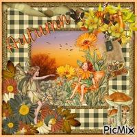 Feen im Herbst