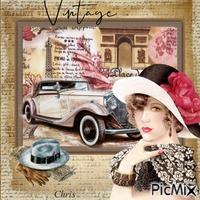 Vintage avec Florence