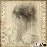 Lady beige