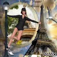 Paris l'été, est un lieux magique !