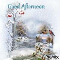 Christmas-Good Afternoon