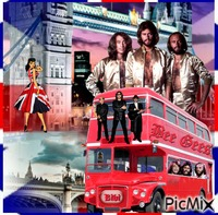 The Bee-Gees In London