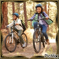 Balade en vélo