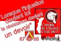 Alsace 67 ou 68 :) :)
