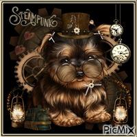 Steampunk animal