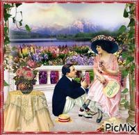 L'amour vintage.