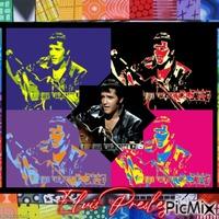 Elvis Presley Kunst