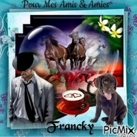 Merci beaucoup mon ami Francky