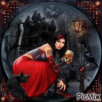 Elektra et le crâne