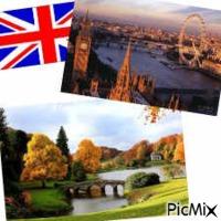 Paysage Angleterre
