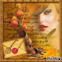 Осеннее письмо