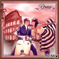Se retrouver a Rome