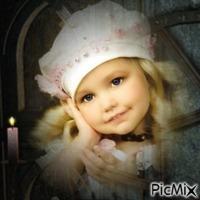 La fillette fantome