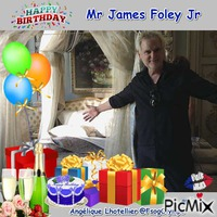 Happy Birthday Mr James Foley Jr @FsogOlympe France