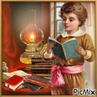 Vintage - Der Leser