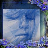Bleu sur bleu !!!!