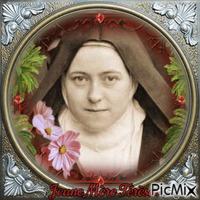 Jeune Mère Térèsa.