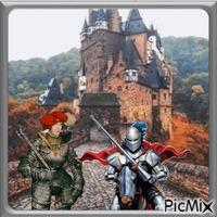 Die mittelalterliche Burg