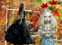 gotic automne
