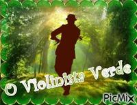 O Violinista Verde