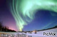 Un Hiver en Alaska ...