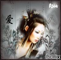 thème asie ♥
