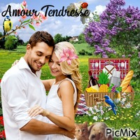 Amour tendresse - Amour douceur