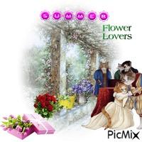 Summer Flower Lovers