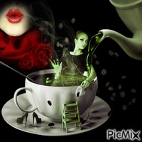 Cappuccino chaud !!!!