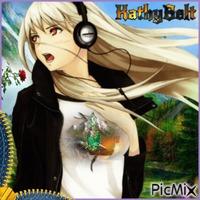 avatar reine de musique
