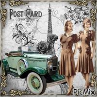 deux soeurs a Paris