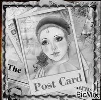Post card Vintage
