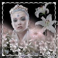 La princesse des lys.