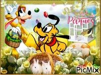 Joyeuses pâques Dingo