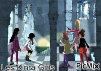 Les Kinra Girls j'adore !!!!