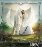 my quardian angel horse