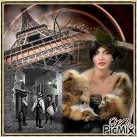 Paris des années 1930