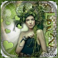 Love in green