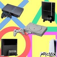 Playstation: 1 2 3 4 5