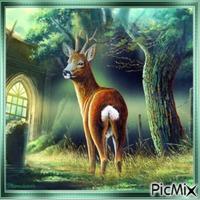 Le prince des forêts.