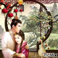 COUPLE ASIATIQUE