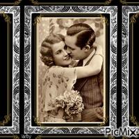 Love - Vintage sépia !!!!